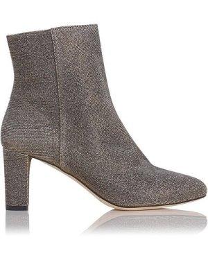 Leelah Bronze Ankle Boots, Bronze