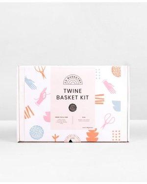 hush La Basketry - Twine Basket Kit