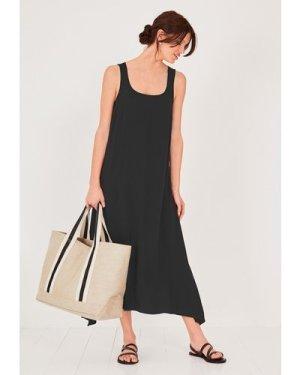 hush black Albee Dress Black