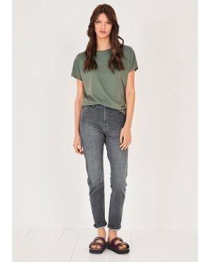 hush grey Erin Skinny Jeans Grey