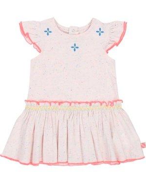 Embroidered ruffled dress BILLIEBLUSH INFANT GIRL