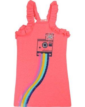 Jersey vest top dress BILLIEBLUSH KID GIRL