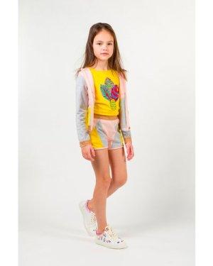 T-shirt with illustration BILLIEBLUSH KID GIRL