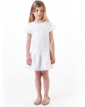 Jersey dress CARREMENT BEAU KID GIRL