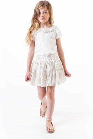 Silk voile formal shorts CARREMENT BEAU KID GIRL