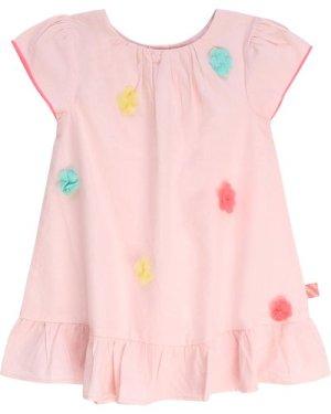 Flared frilled cotton dress BILLIEBLUSH INFANT GIRL