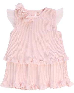 Short-sleeved pleated dress BILLIEBLUSH INFANT GIRL