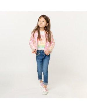 Novelty cotton T-shirt BILLIEBLUSH KID GIRL