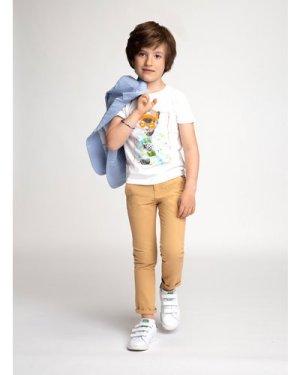 T-shirt 100% cotton jersey BILLYBANDIT KID BOY