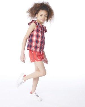 Cotton poplin blouse THE MARC JACOBS KID GIRL