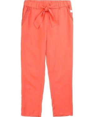 Elasticated waist trousers CARREMENT BEAU KID GIRL
