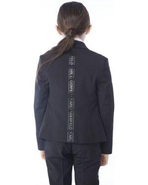 Suit jacket KARL LAGERFELD KIDS KID GIRL