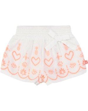Embroidered shorts BILLIEBLUSH KID GIRL