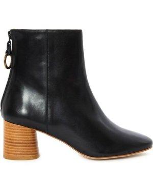Anouk Leather Heels
