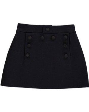 Nina Buttoned Skirt