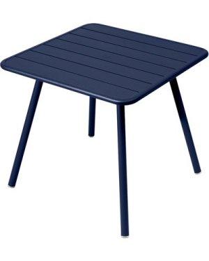 Luxembourg Aluminium Square Table 80x80cm