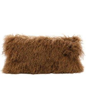 Tibet Goat Skin Basic Cushion