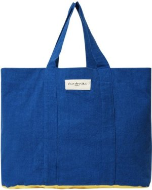 Marcel bag in recycled cotton
