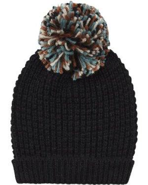 Alpine Pompom Beanie Hat