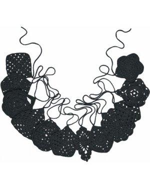 Hand-crocheted Garland