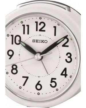 Seiko Clocks Bedside Alarm Clock QHE125W