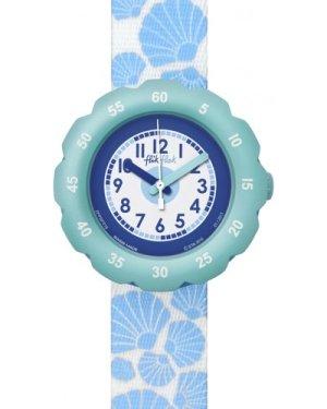 Childrens Flik Flak Soft Blue Watch FPSP015
