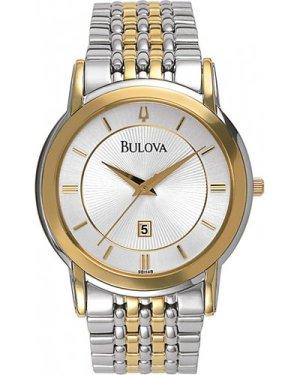 Mens Bulova Essentials Watch 98H48