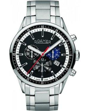 Mens Roamer Superior Chronograph Watch 508837414550