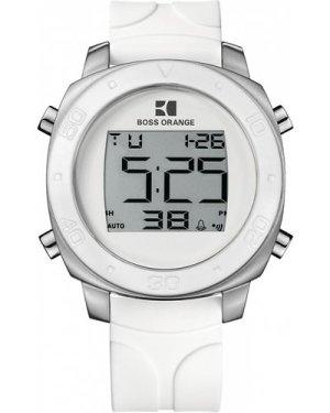 Unisex Hugo Boss Orange Alarm Chronograph Watch 1512677