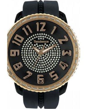 Unisex Tendence Gulliver Round Glam Watch 2043015