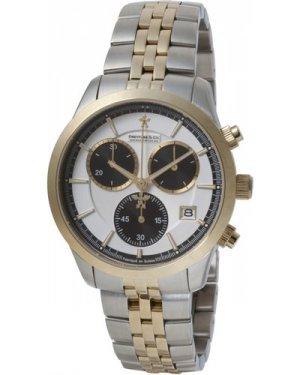 Mens Dreyfuss Co 1953 Chronograph Watch DGB00063/06