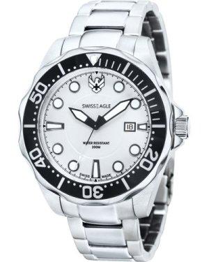 Mens Swiss Eagle Ballast Watch SE-9018-22