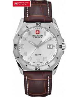 Mens Swiss Military Hanowa Guardian Watch 6-4190.04.001.05