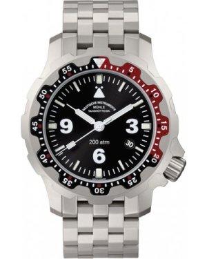 Mens Muhle Glashutte Rasmus 2000 Automatic Watch M1-28-83-MB