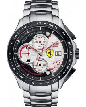 Mens Scuderia Ferrari Race Day Chronograph Watch 0830085