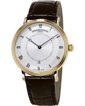 Mens Frederique Constant Slim Line Automatic Watch FC-306MC4S35