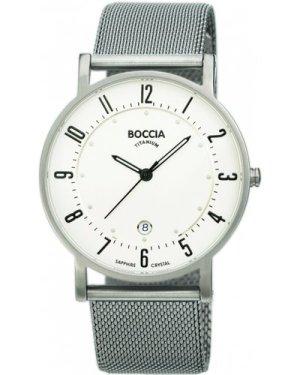 Mens Boccia Titanium Watch B3533-04