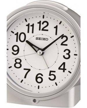 Seiko Clocks Bedside Alarm Clock QHE117S