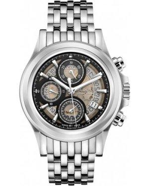 Mens Bulova AccuSwiss Kirkwood Automatic Chronograph Watch 63B170