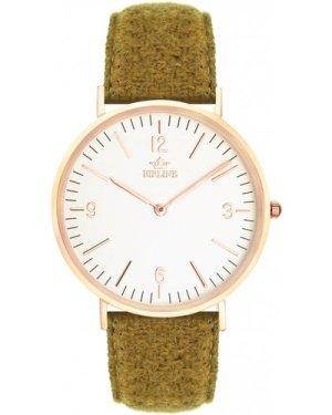 Unisex Birline Northfleet Rose Gold Watch BIR001108