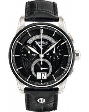 Mens Bruno Sohnle Grandioso Chronograph Watch 17-73117-741