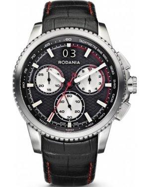 Mens Rodania Swiss Chic Classics Chronograph Watch RS2505426
