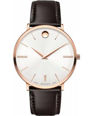 Mens Movado Ultra slim Watch 0607089
