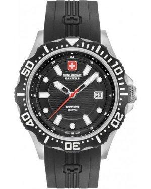 Mens Swiss Military Hanowa Patrol Watch 06-4306.04.007