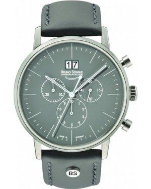 Mens Bruno Sohnle Stuttgart Chrono Big Watch 17-13177-841