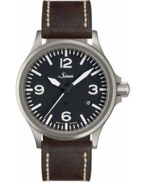 Mens Sinn 856 Instrument Automatic Watch 856.011