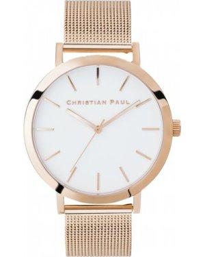 Unisex Christian Paul Watch RWR4319