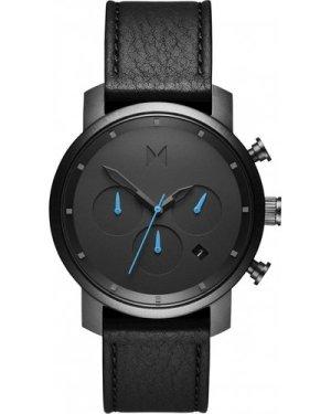 MVMT Gunmetal Black Chrono 40 Watch MC02-GUBL