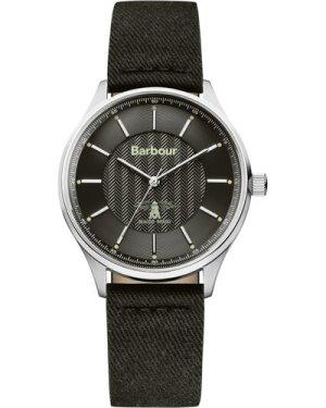Mens Barbour Glysdale Fuse Watch BB021SLBK