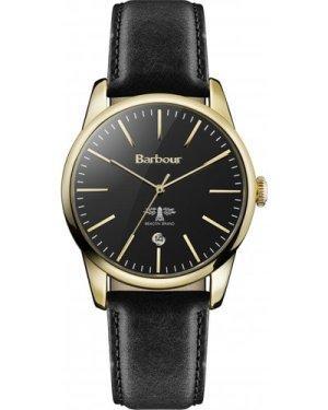 Unisex Barbour Leighton Watch BB049GDBK